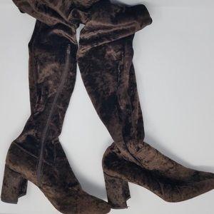 Jeffrey Campbell perouze boots